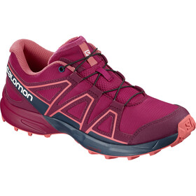 Salomon Speedcross Kengät Lapset, cerise./navy blazer/dubarry